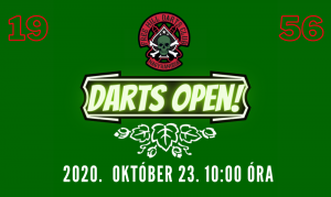 1956-2020 Free Hill Darts Open @ Free Hill Darts Club